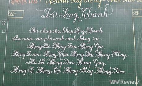 Viet phan qua dep, co giao Viet dang gay bao tren Reddit - Anh 1