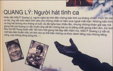 Gia dinh chia se nhung hinh anh hiem ve NSUT Quang Ly - Anh 2