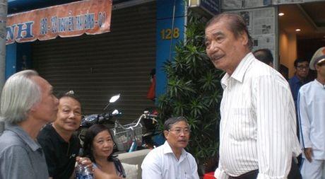 NSND Tran Hieu thuong tiec NSUT Quang Ly - Anh 1