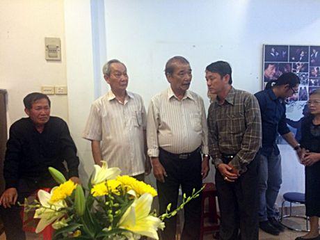 NSND Tran Hieu thuong tiec NSUT Quang Ly - Anh 5