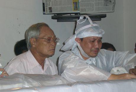 NSND Tran Hieu thuong tiec NSUT Quang Ly - Anh 9
