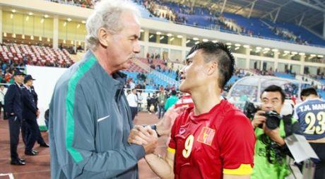 Nhung duyen no giua doi tuyen Viet Nam, Indonesia va HLV Alfred Riedl - Anh 1
