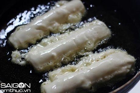 Huong dan lam banh sau rieng chien gion cuc la mieng - Anh 5