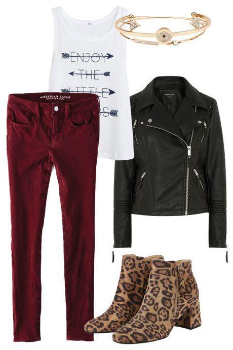 Quan jeans da cu nhung nhung cach mix do nay luon moi - Anh 3
