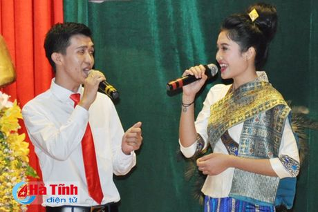 Dai hoc Ha Tinh ky niem 41 nam Quoc khanh CHDCND Lao - Anh 2