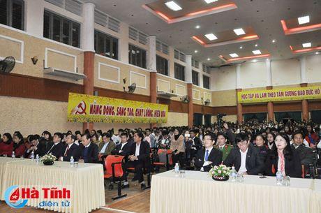 Dai hoc Ha Tinh ky niem 41 nam Quoc khanh CHDCND Lao - Anh 6