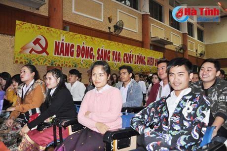 Dai hoc Ha Tinh ky niem 41 nam Quoc khanh CHDCND Lao - Anh 7