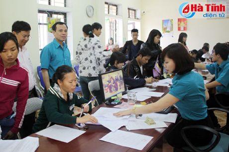 901 lao dong Ha Tinh dat tieu chuan tieng Han nganh ngu nghiep - Anh 1