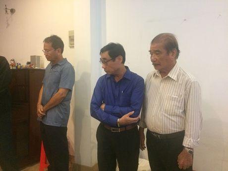 NSUT Quang Ly qua doi: NSND Tran Hieu den nha chia buon - Anh 1