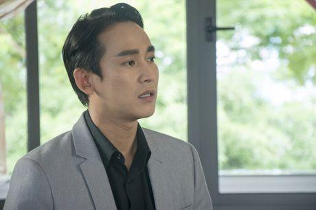 "Hua Vi Van dep trai chuan ""soai ca"" trong phim ""Nuoc mat chay nguoc"" - Anh 2"