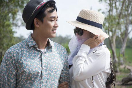 "Hua Vi Van dep trai chuan ""soai ca"" trong phim ""Nuoc mat chay nguoc"" - Anh 4"