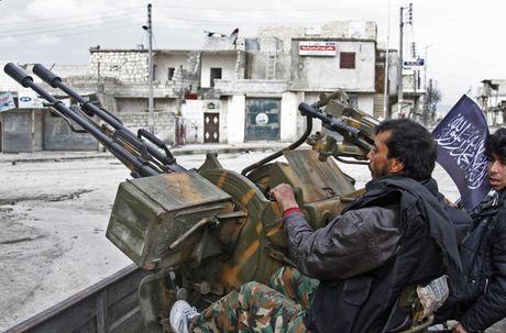 Phien quan Syria lieu chet gianh lai mot quan o Aleppo - Anh 1