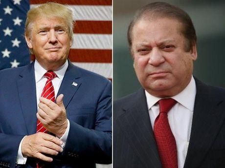 An Do lo ngai ve cuoc dien dam cua ong Donald Trump voi Thu tuong Pakistan - Anh 1