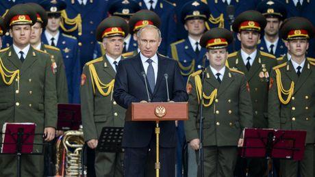 Tong thong Nga Putin muon han gan ran nut trong quan he voi My - Anh 1