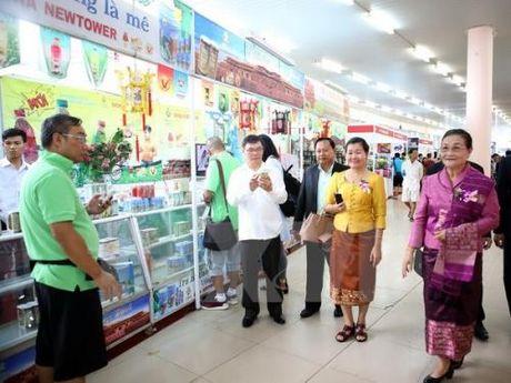 Co hoi quang ba thuong hieu Viet tai Myanmar - Anh 1