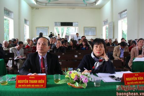 Dai bieu Quoc hoi: Phai bat bang duoc Trinh Xuan Thanh - Anh 2