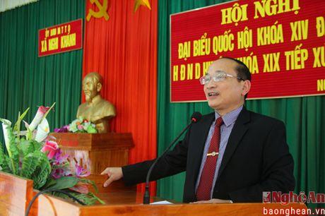 Dai bieu Quoc hoi: Phai bat bang duoc Trinh Xuan Thanh - Anh 4
