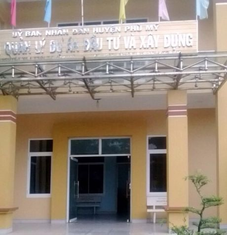 Dau thau tai Huyen Phu My (Binh Dinh): Khep kin phat hanh HSMT? - Anh 1