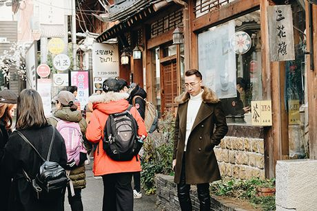 Only C va Lou Hoang vinh du duoc dai KBS Han Quoc moi phong van - Anh 5