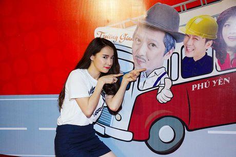 Bat chap mua bao, Nha Phuong van den ho tro liveshow cua Truong Giang - Anh 3