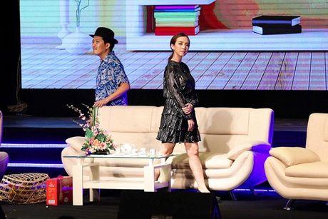 Bat chap mua bao, Nha Phuong van den ho tro liveshow cua Truong Giang - Anh 5