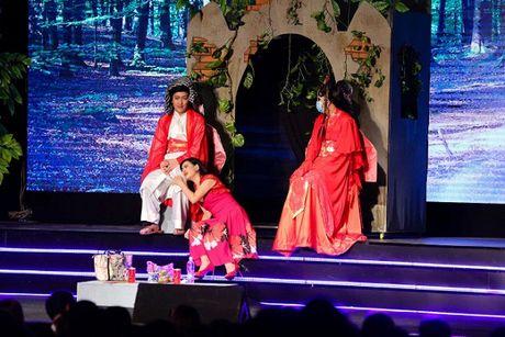 Bat chap mua bao, Nha Phuong van den ho tro liveshow cua Truong Giang - Anh 8