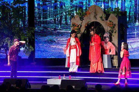 Bat chap mua bao, Nha Phuong van den ho tro liveshow cua Truong Giang - Anh 9