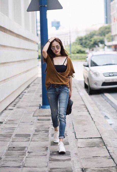 Phuong Ly - co em gai xinh xan cua Phuong Linh khoe ve dep ngay cang quyen ru - Anh 5
