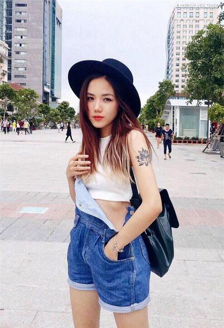 Phuong Ly - co em gai xinh xan cua Phuong Linh khoe ve dep ngay cang quyen ru - Anh 7