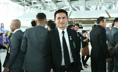 HLV Kiatisak: 'Doi tuyen Thai Lan khong duoc qua tu tin' - Anh 1