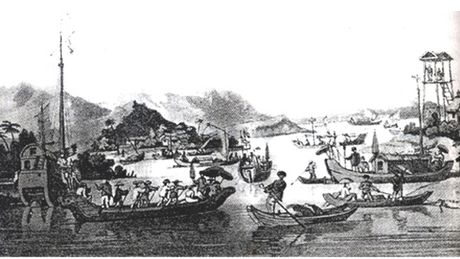 Viet su Xu Dang Trong: Bang giao voi cac nuoc - Anh 1
