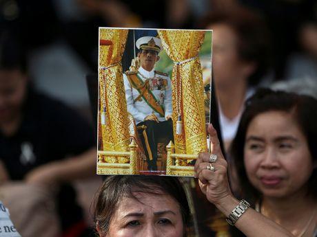 Chan dung Rama X, vi vua moi cua Thai Lan - Anh 1