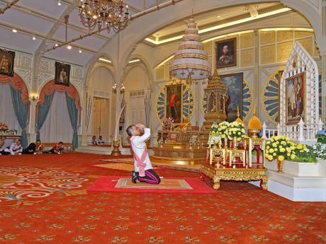 Chan dung Rama X, vi vua moi cua Thai Lan - Anh 2