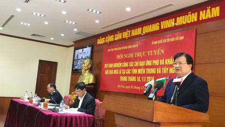 Thuy dien Ho Ho dang 'lam kho' cong tac phong chong lu - Anh 1