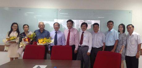Chuyen giao HDQT tai Truong DH Hoa Sen - Anh 1