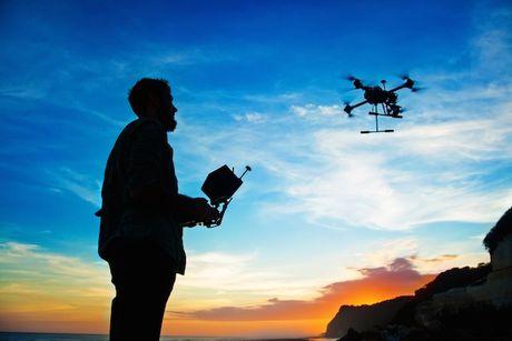 Apple muon drone de bat kip Google - Anh 1