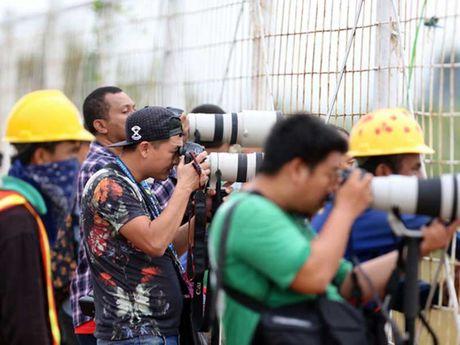 Truyen thong Indonesia tap trung vao doi tuyen Viet Nam - Anh 1