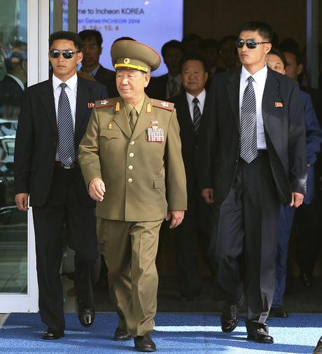 Han Quoc, Nhat trung phat lanh dao cap cao Trieu Tien - Anh 1