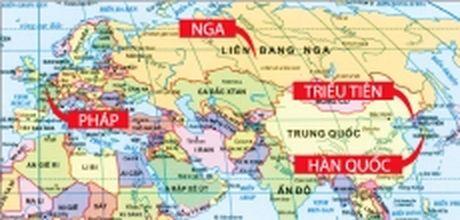 Nga: Tong thong doc thong diep lien bang - Anh 1