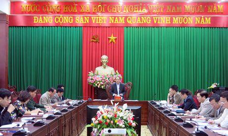 Phu Tho: Dam bao to chuc thanh cong 'Le tuyen duong nguoi co uy tin tieu bieu vung Tay Bac' - Anh 1