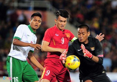 Cong Vinh la tam diem cua DT Viet Nam tai ban ket AFF Cup - Anh 1