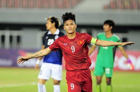Cong Vinh la tam diem cua DT Viet Nam tai ban ket AFF Cup - Anh 2