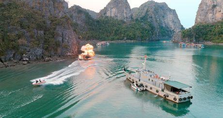 Ha Long tuyet dep trong phim moi cua Angela Phuong Trinh - Anh 6