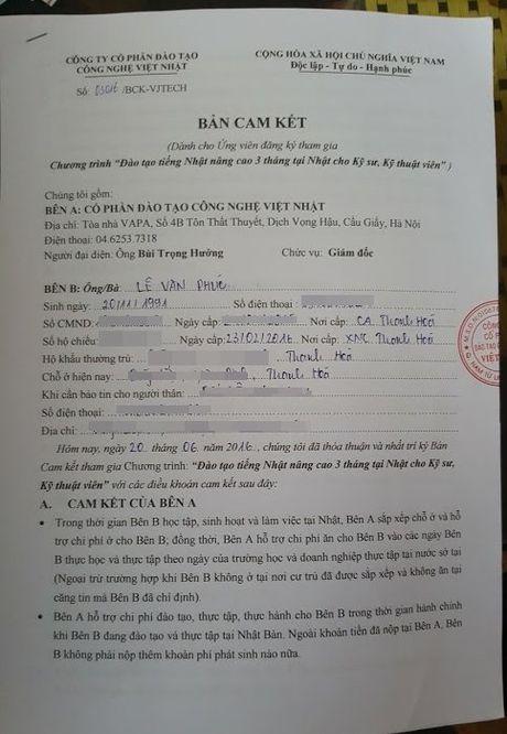 Tin loi hua luong 2.000 USD, hang chuc ky su an trai dang - Anh 1