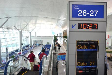 Nha ga quoc te Tan Son Nhat mo rong 8.780 m2 - Anh 6