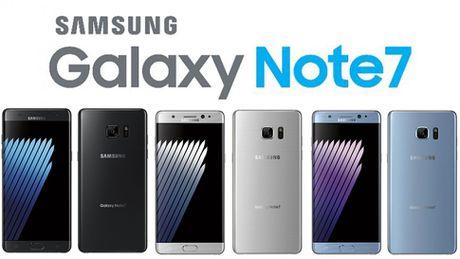 "Tu ngay 15/12: Galaxy Note 7 se tro thanh ""cuc gach"" - Anh 1"