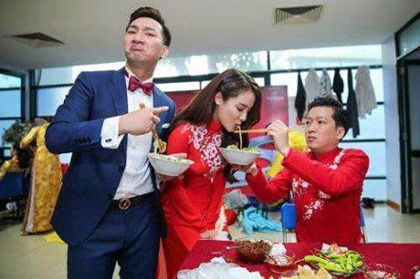 Truong Giang - Nha Phuong da 'yeu khac', lieu co het bi nghi tinh gia? - Anh 4