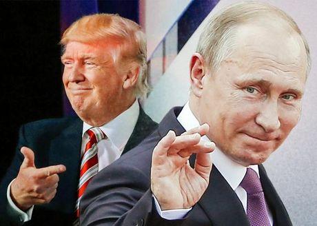 My 'bao dong' ong Trump de phong 'bay' cua Nga, ong Putin voi va gui thong diep rieng - Anh 1