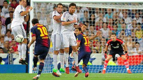 Diem lai nhung 'dau giay' cua Messi trong cac tran Sieu kinh dien - Anh 12