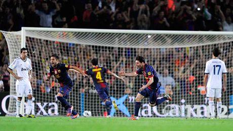 Diem lai nhung 'dau giay' cua Messi trong cac tran Sieu kinh dien - Anh 13
